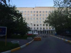 больница моя